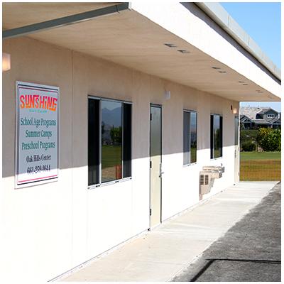 Sunshine Oak Hills campus